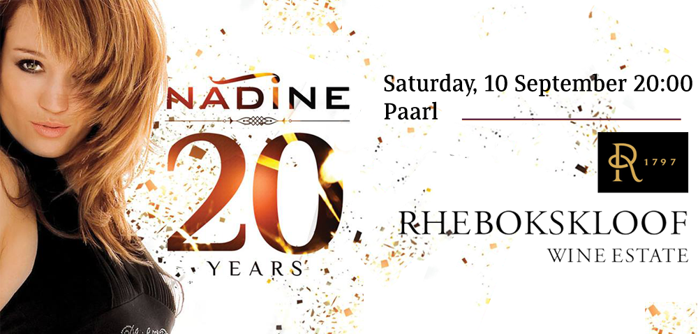 Nadine 20 Years Website